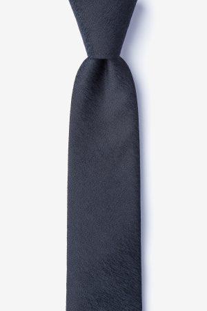nyakkendő_fekete_pamut