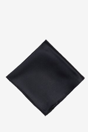 díszzsebkendő_fekete_selyem