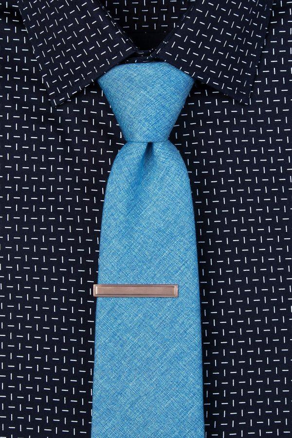 nyakkendőtű_arany_rose gold
