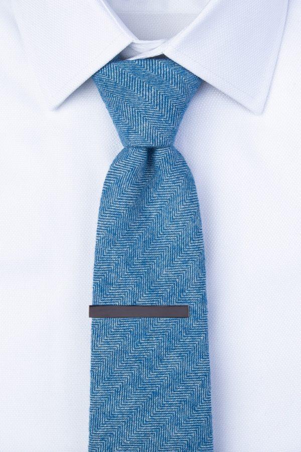 nyakkendőtű_gunmetal