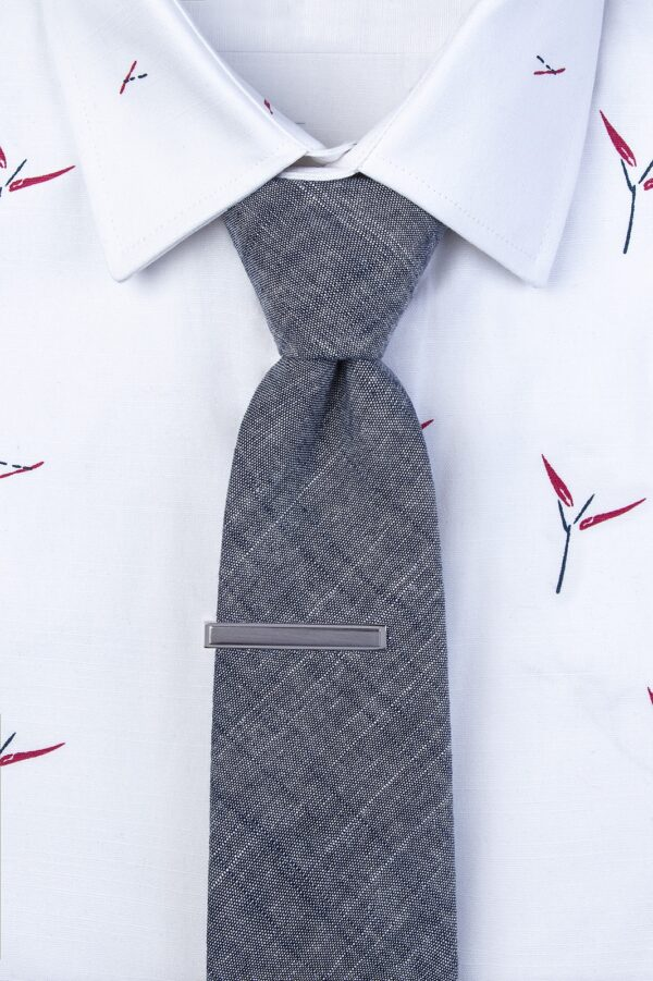 nyakkendőtű_ezüst