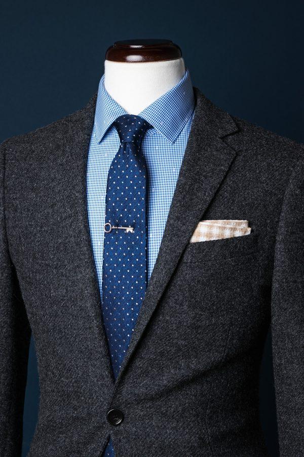nyakkendőtű_ezüst_kulcs