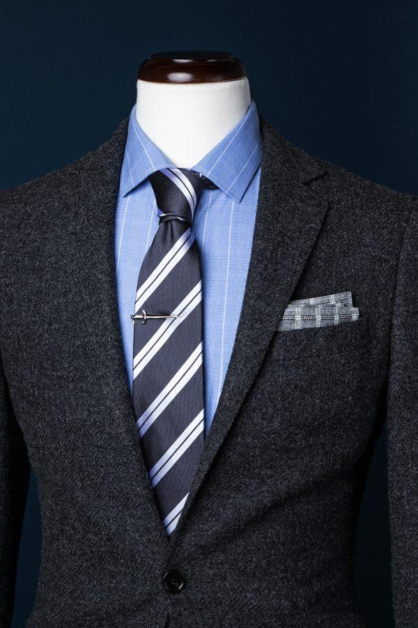 nyakkendőtű_ezüst_kard